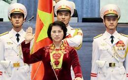 [VIDEO]: Lễ tuyên thệ nhậm chức của Chủ tịch Quốc hội khóa XIV