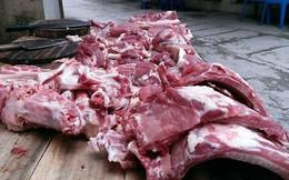 Đình chỉ mua bán gia súc mẫn cảm với lở mồm long móng