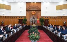 Thủ tướng Nguyễn Xuân Phúc tiếp Bộ trưởng Ngoại giao Đức