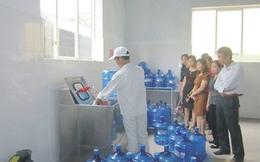 Hà Nội: Điểm mặt 10 cơ sở sản xuất nước uống đóng chai không đạt chuẩn