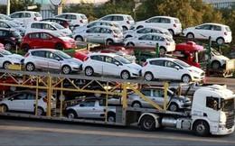 Ô tô nhập từ Thái Lan tràn ngập thị trường