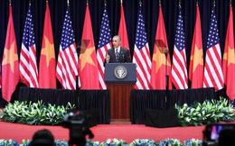 Tổng thống Obama nói sự thân thiện của người Việt đã chạm đến trái tim