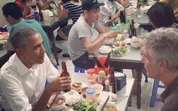 Bảo vệ Tổng thống là tiền thuế dân Mỹ nhưng ăn tối thì Obama tự lo