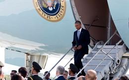 """Obama lên tiếng về việc bị Trung Quốc """"đối xử tệ bạc"""" ở sân bay"""