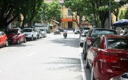 Hà Nội chính thức tổ chức trông giữ xe ô tô dưới lòng đường ngày chẵn, lẻ