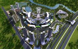 """Về tay tập đoàn tài chính hùng mạnh, dự án Khu công viên giải trí Park City vẫn """"án binh bất động"""""""