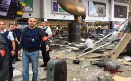 Chưa có thông tin người Việt gặp nạn trong vụ đánh bom ở Bỉ