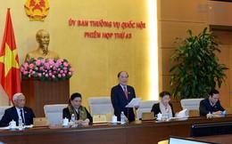 Thường vụ Quốc hội sẽ thông qua Nghị quyết công bố Ngày bầu cử