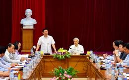 Phó Thủ tướng Vương Đình Huệ: Không biết tin vào số nào để điều hành vĩ mô