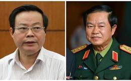 Ông Phùng Quốc Hiển và ông Đỗ Bá Tỵ làm Phó Chủ tịch Quốc hội