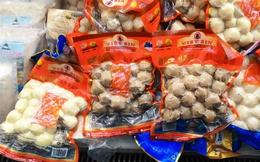 Việt Sin làm bò viên làm bằng thịt trâu: Do sai sót?