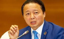 """Bộ trưởng Trần Hồng Hà: """"Đất để hoang, chưa có nhu cầu sử dụng có thể gửi vào ngân hàng"""""""