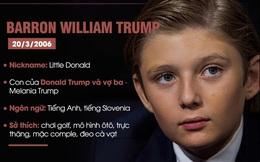 """""""Tiểu Donald Trump"""" 10 tuổi chỉ thích mặc comple, đeo cà vạt"""