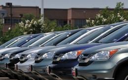 10 tháng, ngân sách chi hơn 900 tỷ đồng mua ô tô