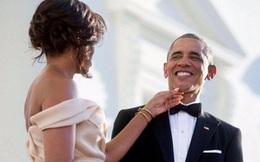 Đã qua bao mùa sinh nhật cùng nhau, tình yêu bà Michelle Obama dành cho chồng vẫn khiến người ta thán phục
