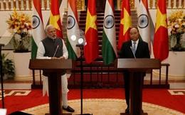 Ấn Độ đóng 4 tàu, hỗ trợ 500 triệu USD cho quốc phòng Việt Nam