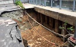 Hố tử thần ở kênh Nhiêu Lộc là do nhà thầu Trung Quốc!