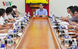 Quảng Ninh: Cắt điện nước, cưỡng chế chung cư cũ phường Bạch Đằng