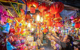 Hà Nội: Đồ chơi trung thu truyền thống đang mất dần vị thế