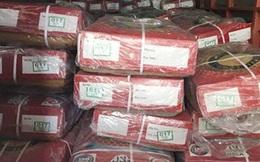 Bắt giữ 2 tấn thịt trâu đông lạnh nhập lậu vào Việt Nam