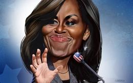 Michelle Obama – Người duy nhất không bị Trump chỉ trích