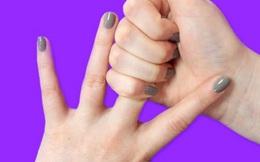"""Dành 15 phút/ngày để chà xát các ngón tay với nhau, gan, thận và dạ dày """"ắt tự khỏe"""""""