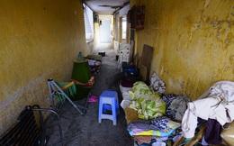 TPHCM: Cận cảnh thót tim ở chung cư Vĩnh Hội