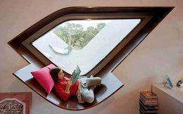 Những góc đọc sách hút hồn trong nhà nhỏ
