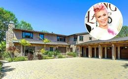 Thiên đường nghỉ dưỡng trị giá triệu đô của ngôi sao nhạc pop Pink