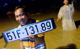 72 giờ chống chọi với lụt lội ở Thủ Thiêm