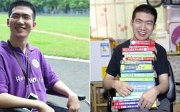 Hành trình kì diệu của chàng trai bị bại não nhưng vẫn tốt nghiệp thạc sĩ