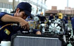 Giá dầu giảm, PMI tháng 12 bật tăng trở lại