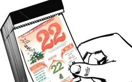 HoSE thông báo lịch nghỉ giao dịch trong năm 2017
