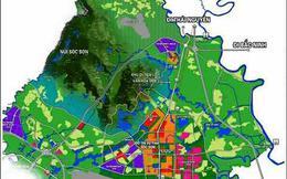 Hà Nội duyệt quy hoạch phân khu đô thị vệ tinh Sóc Sơn hơn 1.300 ha