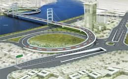 TP. HCM chuẩn bị xây cầu Thủ Thiêm 3 và mở rộng đường Tôn Đản