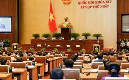 Hôm nay, Quốc hội khoá XIV họp phiên bế mạc Kỳ họp thứ Nhất
