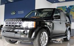 Lý do truy thu thuế 719 tỉ đồng nhập xe Land Rover và Jaguar