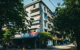 Nghệ An: Thiết kế độc đáo của khu nhà cao tầng Quang Trung cũ