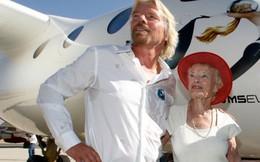 Tỷ phú Richard Branson: Mẹ tôi dạy không được phép tức giận, không được phép ghen tị, càng không được sợ hãi!