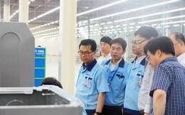 Hơn 190 đối tác Việt Nam đang làm doanh nghiệp vệ tinh cho Samsung