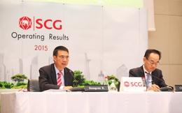Tập đoàn SCG đạt hơn 14.000 tỷ doanh thu tại Việt Nam trong năm 2015