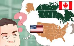 """Dân Mỹ lên Google tìm """"di cư"""" và """"tận thế"""" sau bầu cử"""