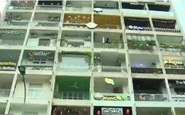 TP.HCM: Vì sao khó trục xuất kinh doanh tại chung cư?
