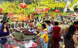 Cận Tết, thực phẩm lên giá do nhu cầu mua sắm tăng cao