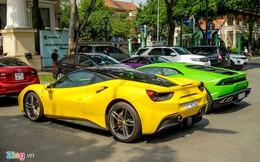 Siêu xe Minh Nhựa, Cường Đô La, Phan Thành cùng xuống phố
