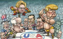 Nước Mỹ sẽ ra sao với tổng thống mới là Clinton hoặc Trump?