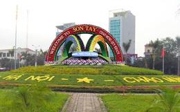 Hà Nội xem xét tái lập thành phố Sơn Tây