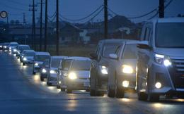 Nhà máy điện hạt nhân Nhật Bản rung chuyển vì sóng thần