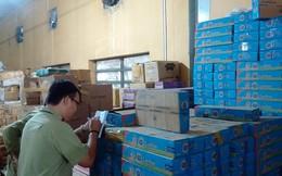 Tạm giữ hơn 500 thùng sữa Cô gái Hà Lan hết hạn sử dụng