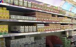Trung Quốc thu giữ 100 tấn sữa bột hết hạn